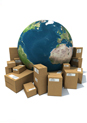 International Courier/parcel services in UK